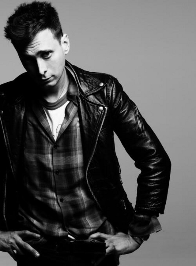 CALLING SKINNY BACK? Fashionistas await to see if 'manorexia' will return upon the revelation of Hedi Slimane's menswear collection for Saint Laurent. Photo from the Hedi Slimane Facebook page
