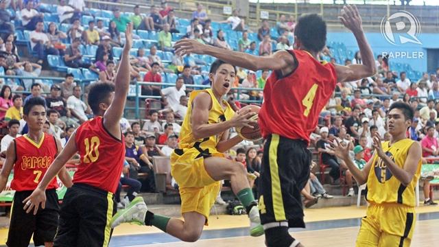 BASKETBALL. Photo by Rappler/Kevin dela Cruz.
