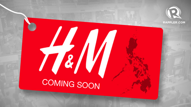 H&m philippines online shopping
