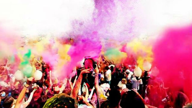 Holi 2015 Pool Party in Pune