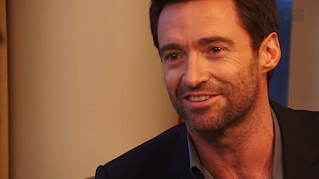 'IT'S A SPIRITUAL CHANGE.' Hugh Jackman talks about his iconic role. Photo from mtv.com posted in the Hugh Jackman official Facebook fan page