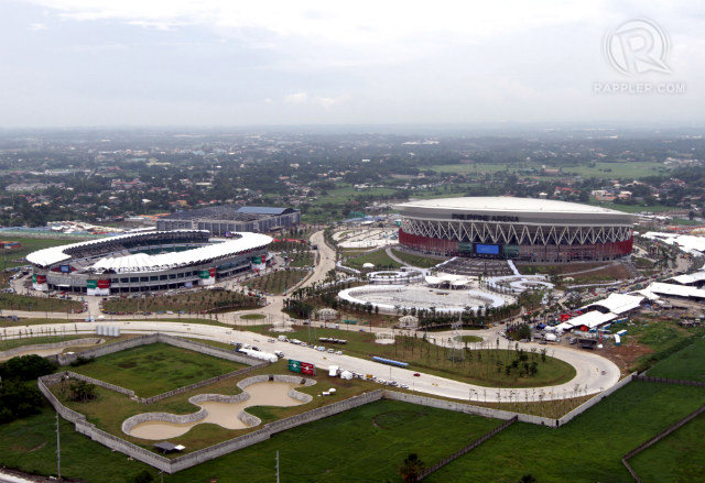 Philippine Arena Inside Basketball Philippine Arena Shows Inc's '