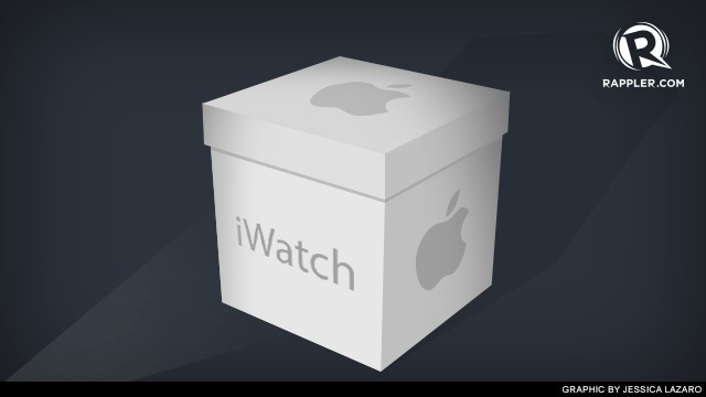 IWATCH AND WAIT. Apple's smartwatch is not confirmed, but some outlets are expecting something great from source reports.