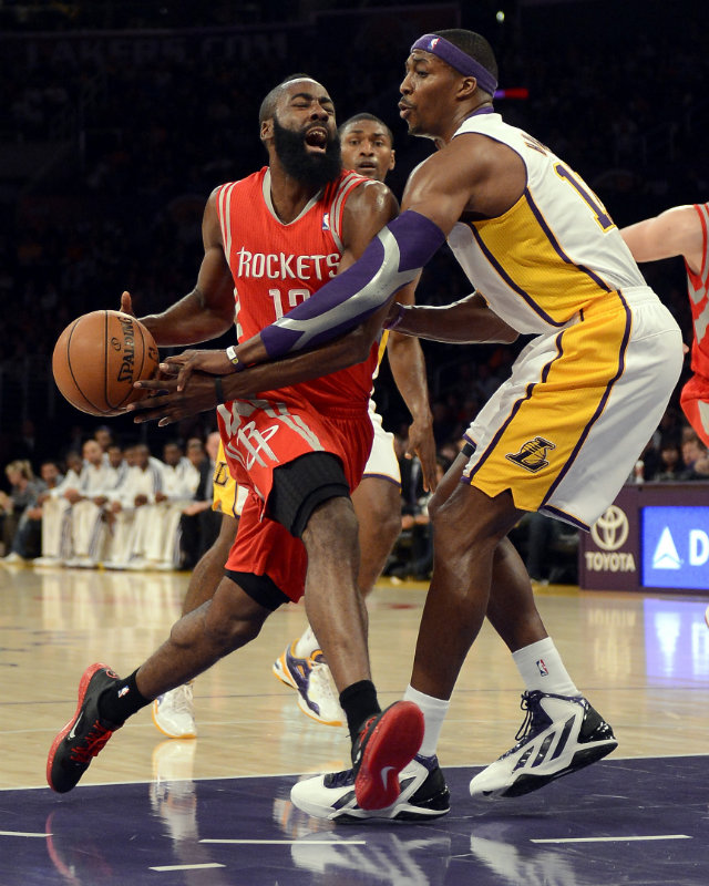 James Harden Nba Records: The LA Dwightmare Ends, And The Texas One Begins
