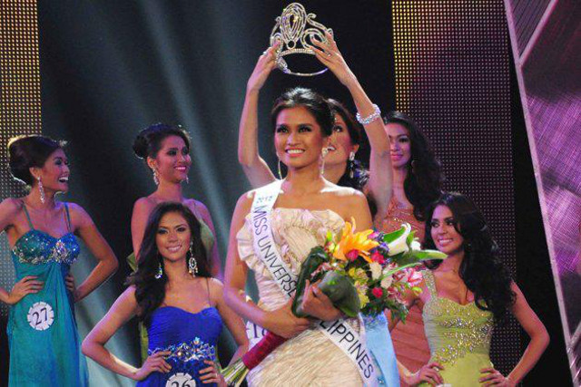 BRIGHT WOMAN, BRIGHT FUTURE. All Filipinos await the fate of Miss Philippines Janine Tugonon at the Miss Universe 2012 pageant in Las Vegas on December 19 (December 20 in Manila). No matter what happens, we can be sure that Janine will continue to be an inspiration to Filipinos everywhere, especially women. Photo from the Janine Mari Raymundo Tugonon Facebook page