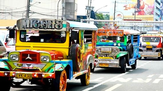 SEE THE COLORFUL, BEAUTIFUL results? The Grand Jeepney Parade that culminated the Jeepney Arts Festival.