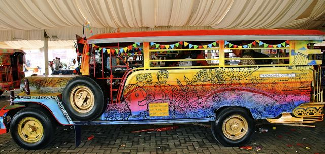 JEEPNEY ARTS FESTIVAL 2ND place winner