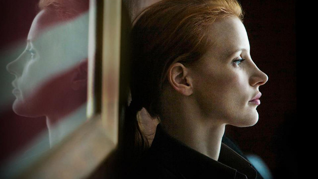 MAGNIFICENT MAYA. Controversial or not, 'Zero Dark Thirty' would not have been the same without Jessica Chastain. Photo from the 'Zero Dark Thirty' Facebook page