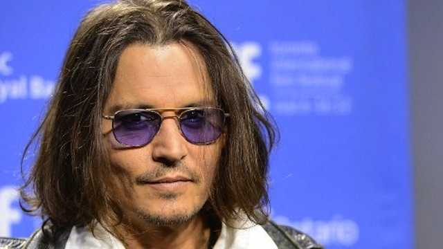 NEW FILM. Johnny Depp will play notorious Boston gangster Whitey Bulger in the film 'Black Mass'. AFP Photo