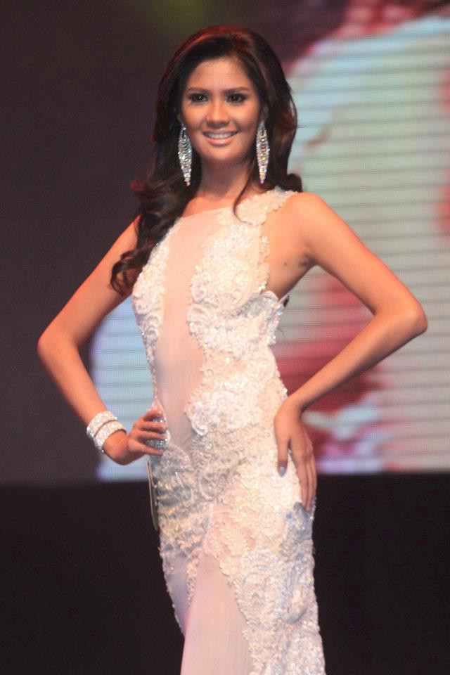 BEST ASIA MODEL. Joy Marie Gangan at the Miss Tourism World Philippines in Manila last November. Photo by Oscar Kidra Fajamolin Jimenez Jr. posted in his Facebook page