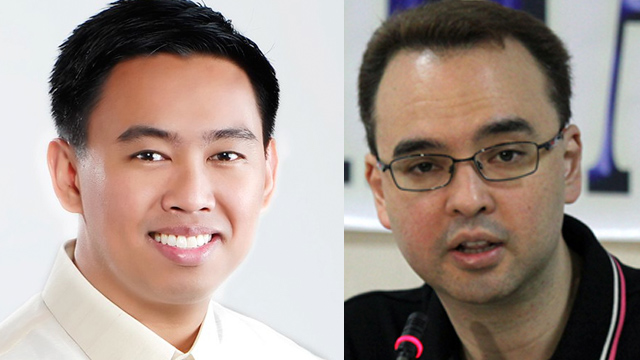 DASMA TO FORT. The Binay camp responds to Cayetano's criticism of the ...