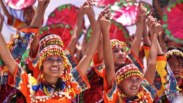 Colors, dance and abundance at Kadayawan
