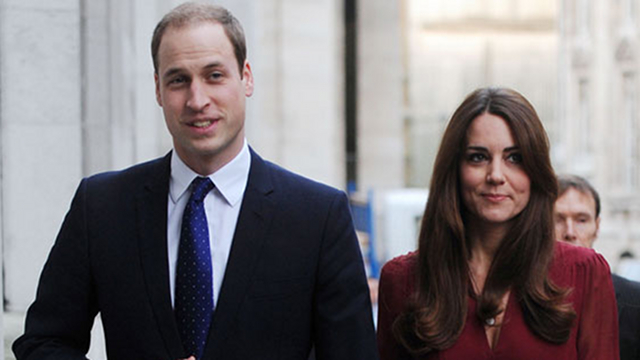 JULY BABY. Prince William and Catherine, Duchess of Cambridge, confirm that their baby is due in July 2013. File photo from dukeandduchessofcambridge.org