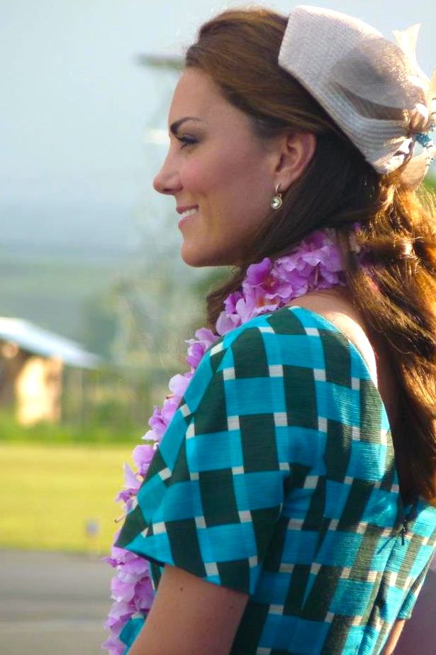 STYLE ICON. Women the world over want to dress like Kate. Image from the Kate Middleton Style Blog Facebook page