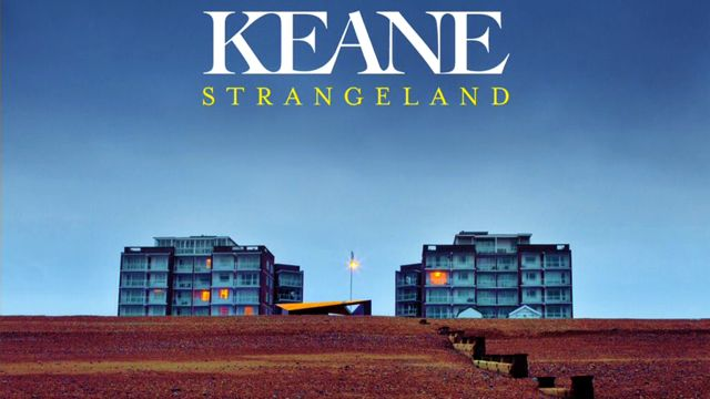 KEANE's NEWEST ALBUM IS about love, faith and letting go