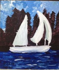 SAILBOAT by Sebby
