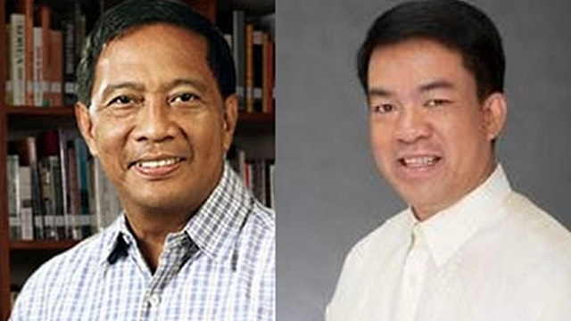 PARTY COUP? The camp of Vice President Jejomar Binay said he is taking over the duties of Senator Koko Pimentel as PDP-Laban president.