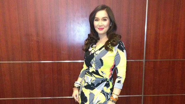 WANTS PROTECTION. The TV host has filed a temporary protection order against ex-husband James Yap after  he reportedly made sexual advances to her in her own home. Photo from 'Kris Aquino.Net' Facebook page
