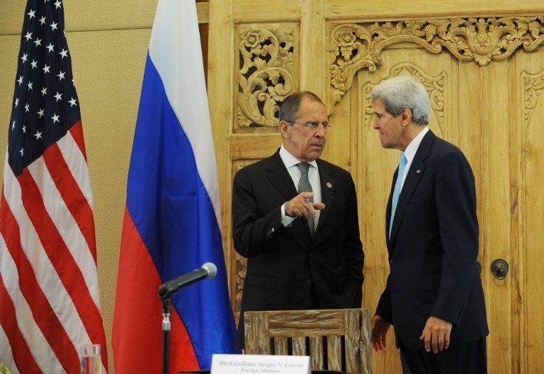 Russia warns US against 'hasty' actions on Ukraine