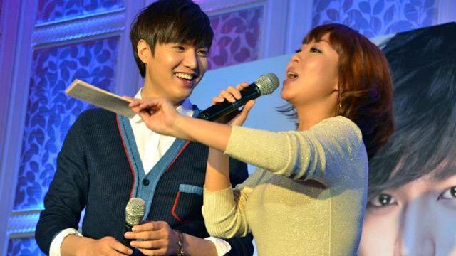 Yoona and lee min ho dating boracay