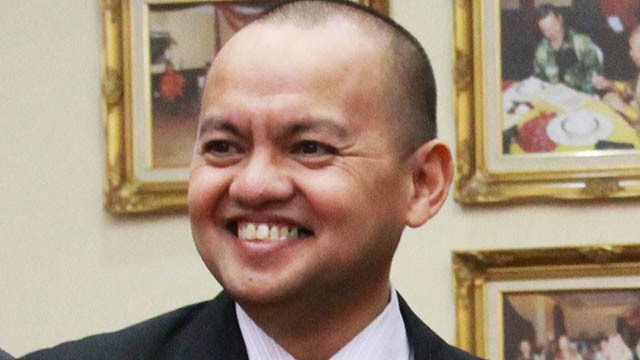 Marvic Leonen. Photo from opapp.gov.ph
