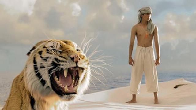 RULE-BREAKER. Based on a novel, 'Life of Pi' breaks conventional rules, according to director Ang Lee. Image from the Facebook page of Fox Star Studios - India