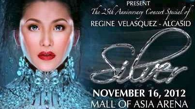 SONGBIRD COMES BACK. Regine Velasquez celebrates 25 years this November 16. Image from Facebook