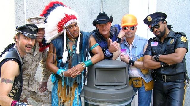 Image from the Official Village People Facebook page