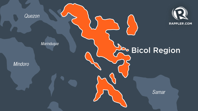 Bicol NPA heads arrested