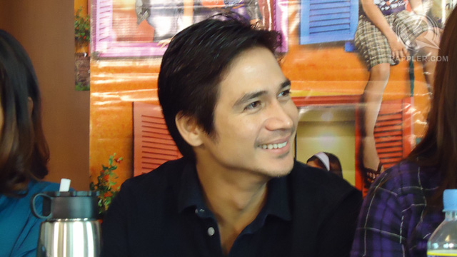 'PAPA P.' Piolo Pascual stars in '24/7 In Love' showing on November 28. All photos by Jerald Uy