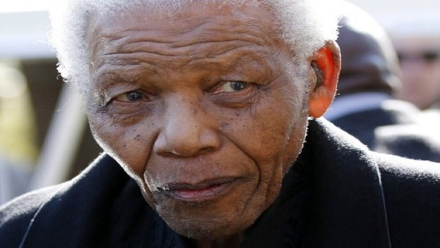 SUCCESSFUL TREATMENT. South Africa's anti-apartheid icon Nelson Mandela underwent a procedure to remove gall stones. AFP photo