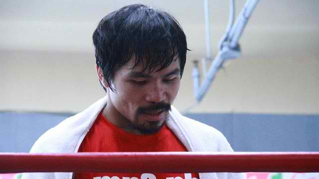 KNOCKS OUT TAX CASE. The DOJ junks tax case against Pacquiao
