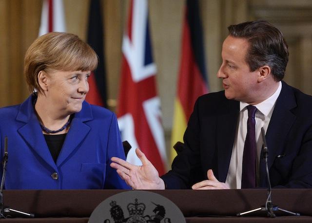 Os desafios da UE em 2015: Reino Unido em atrito com a UE