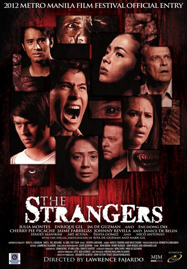 Image from the 'The Strangers' Facebook page