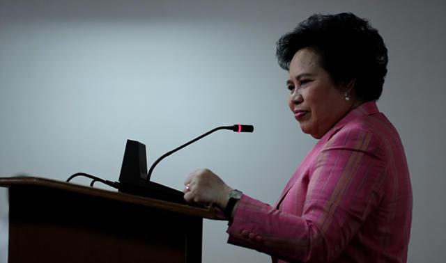 Sen. Miriam Defensor-Santiago dies - CNN Philippines