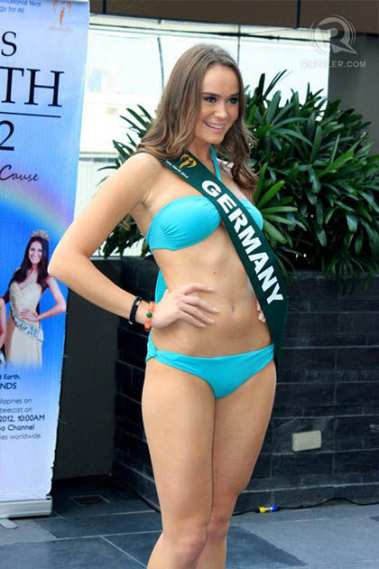 MISS GERMANY Nel-Linda Zublewitz