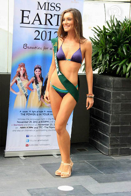 MISS TURKEY Ilknur Melis Durasi