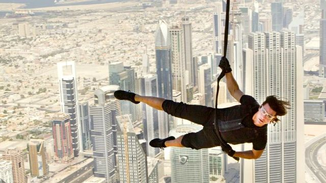 MISSION NOT IMPOSSIBLE. Tom Cruise is set to be Ethan Hunt once more, soon. Image from Facebook