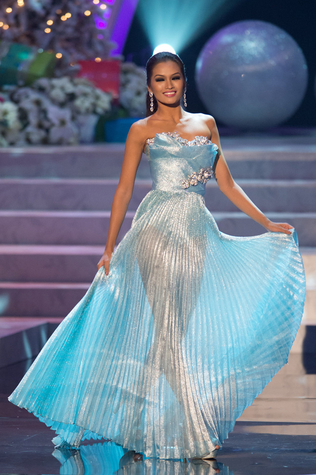 Image result for janine tugonon miss universe 2012