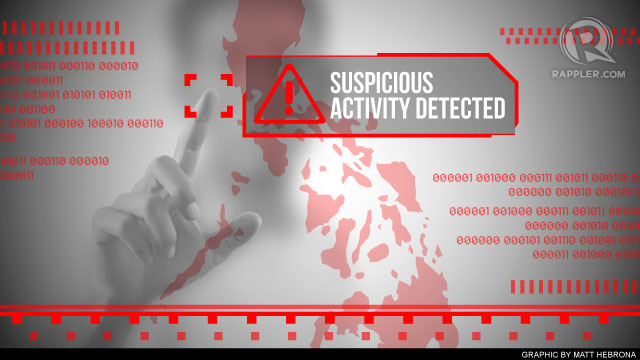 PHILIPPINE CONNECTION. Mandiant's video mentions spearphishing attacks of emails related to Philippine military exercises. Image of hand via Shutterstock.