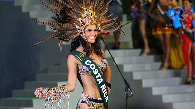 Miss Costa Rica Fabiana Granados