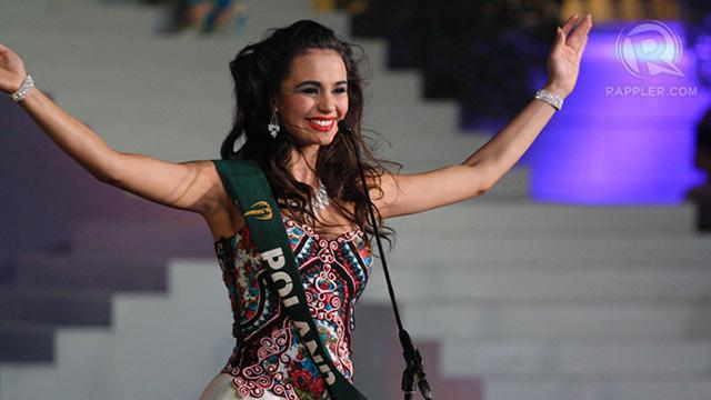 Miss Poland Justyna Rajczyk