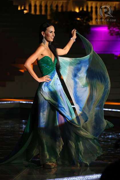 Miss South Africa Tamerin Jardine