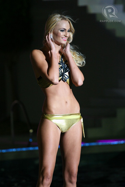 Miss Czech Republic Tereza Fajksova