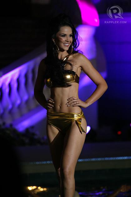Miss Brazil Camila Brant