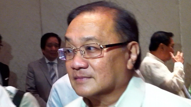 SOVEREIGNTY RULES. Businessman Manuel V. Pangilinan says Chinese partner must respect Philippines' right over Reed Bank. Photo by Katherine Visconti