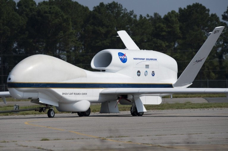 nasa space drone -#main
