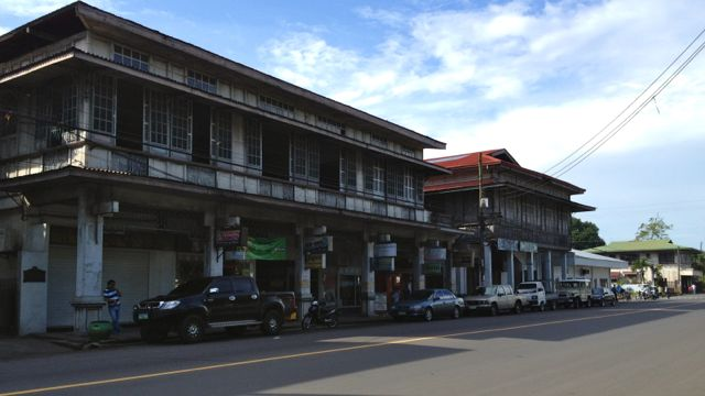 RIZAL STREET IN SILAY City belies epicurean treasures with sleepy ancestral homes