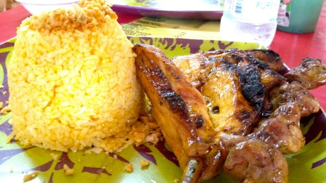 WHEN IT COMES TO chicken inasal, look no further than Aidas in Manukan Country