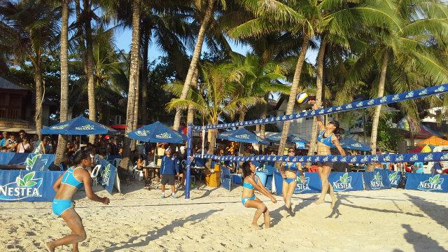 Nestea Beach Day 1: AdU clips DLSU, SWU shines